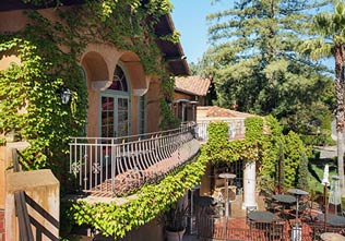 Exterior at Hotel Los Gatos - A Greystone Hotel, California