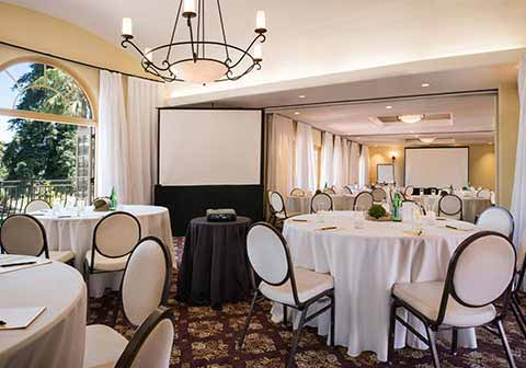 Meeting Presentation at Hotel Los Gatos, California
