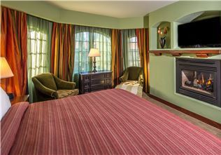 One Bedroom Suite at Hotel Los Gatos, California