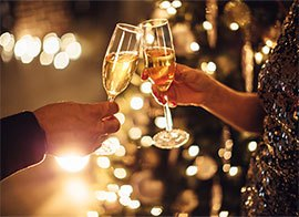 Los Gatos Hotel New Year's Eve Package