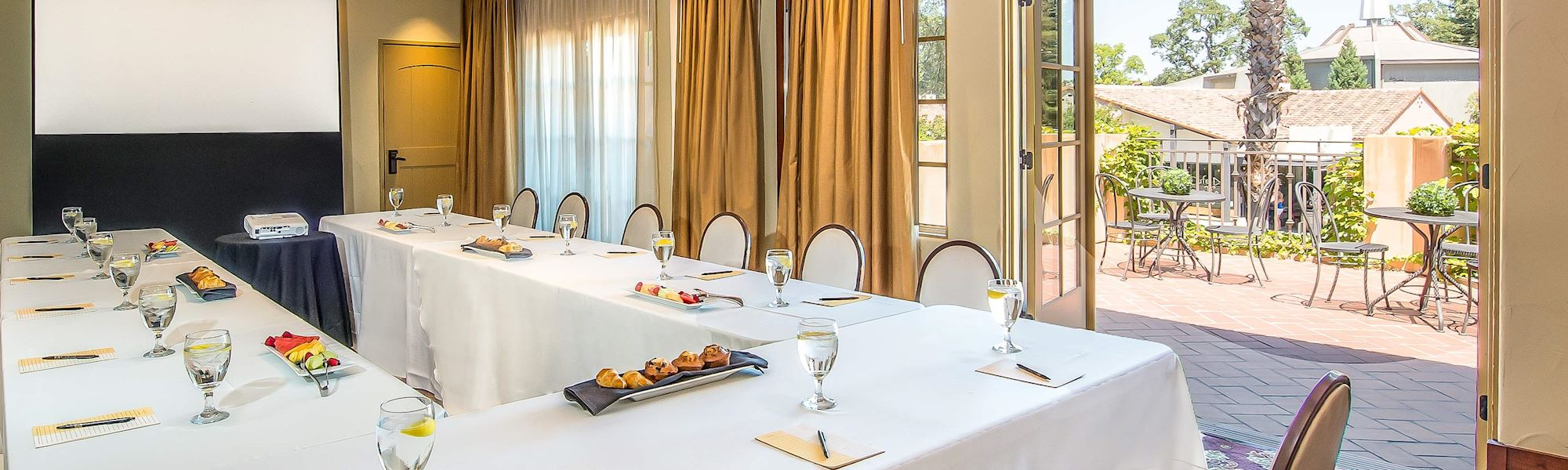 Meetings Facilities at Hotel Los Gatos