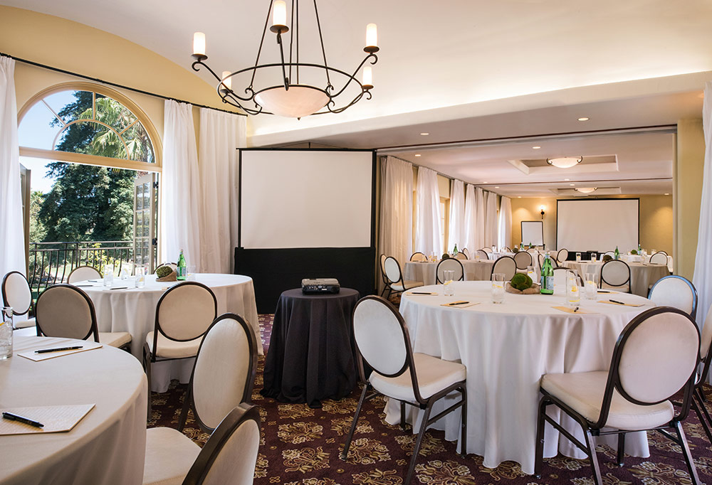 Hotel Los Gatos Meetings