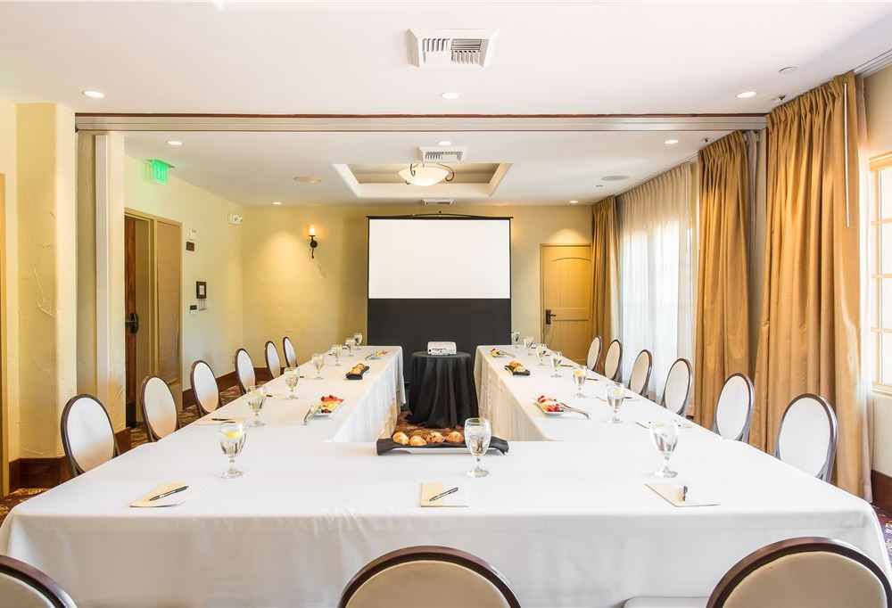 Hotel Los Gatos Meetings Facilities