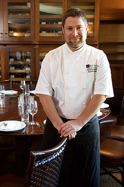 Executive Chef William Roberts of Dio Deka - Los Gatos, CA