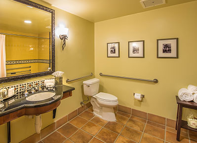 ADA Accessible Rooms at Hotel Los Gatos - A Greystone Hotel