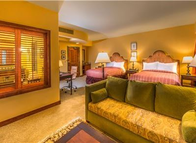 Hotel Los Gatos - A Greystone Hotel Grand Suite With Two Double Beds