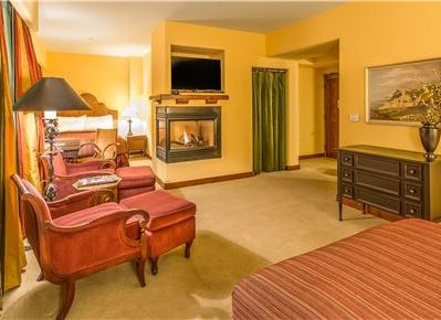 Hotel Los Gatos - A Greystone Hotel Junior Suite With Two Double Beds