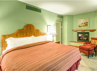 Paloma King Suite at Hotel Los Gatos, California