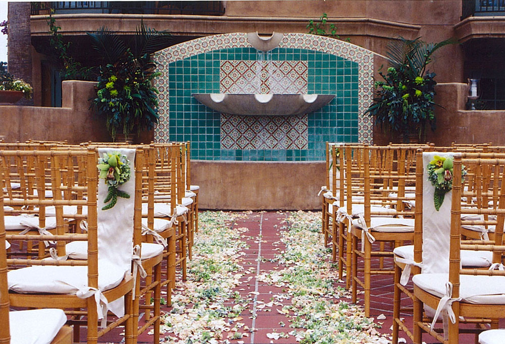 Weddings at Hotel Los Gatos