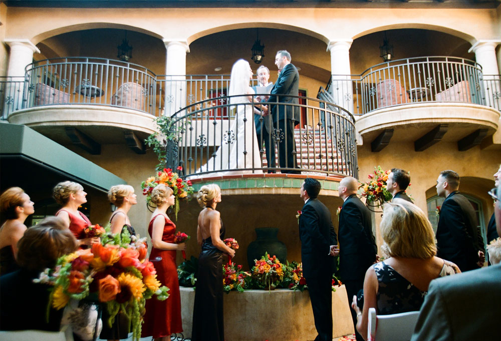 Weddings of Hotel Los Gatos - A Greystone Hotel